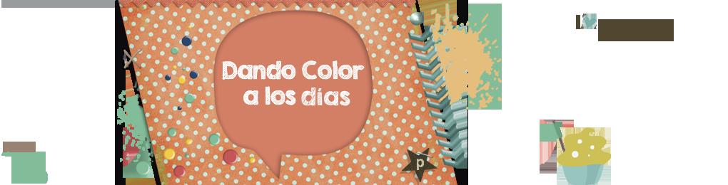 Dando color a los días